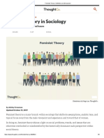 Feminist Theory_ Definition and Discussion
