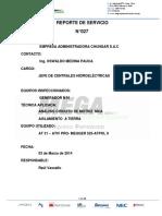 Reporte-027-MCA ESA-Empresa Administradora Chungar S A C 02Marzo2014 R