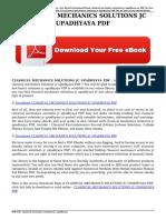 classical mechanics solutions jc upadhyaya.pdf
