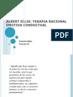 Albert Ellis y la TREC