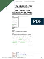 Zaldivar v Gonzales - Case Digest