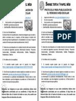 protocolo periodico web