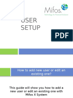 How to Set Up a User.pptx
