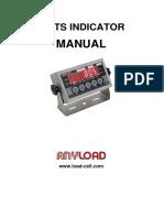 805TS-weighing-indicator-manual