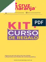 KIT+CURSOS - Minicatálogo 2020
