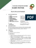 plan anual conquistadores 2019