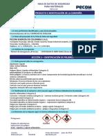 HDSM - DBQ1100 Rompedor de emulsion universal
