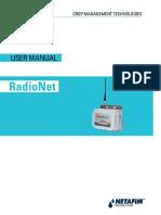 RadioNet manual