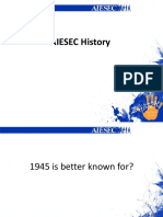 AIESEC_History