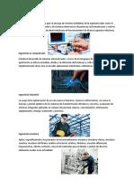 ingenierias e industrias