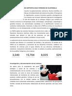 FUNDACIÓN DE ANTROPOLOGIA FORENSE DE GUATEMALA