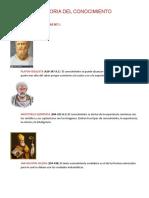 BREVE HISTORIA DEL CONOCIMIENTO .docx