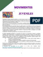 Movimientos Juveniles