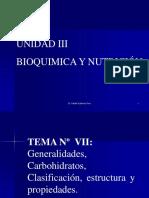 Bioquimica I