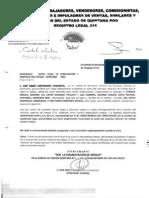 Contrato Colectivo de Trabajo, 2009.