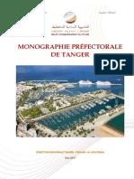 MONOGRAPHIE DE TANGER HCP 2017