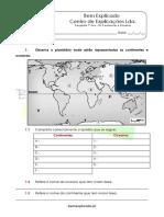 A.4.1 - Ficha de trabalho - Continentes e Oceanos (3)