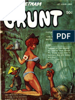 Grunt 1st Issue 1968