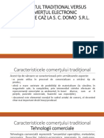 Comertul Traditional Versus Comertul Electronic.pptx
