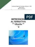 impressora alternativa Prdigital