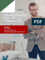 Brochure - Doctorado en Administración Gerencial - Universidad Benito Juarez (1)