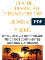 AULA 7 SERIE RECUPERACAO 3 TRIM 200914122009215335.ppt