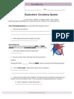 Circulatory System SE