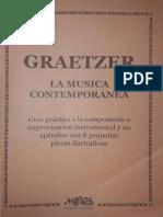 La Musica Contemporanea (Ed.Melos)