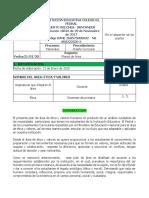 PLAN DE AREA DE ETICA Y VALORES 2020