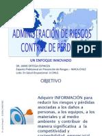 CONTROL TOTAL DE PERDIDAS POR EL DR. JAIME ORTEGA