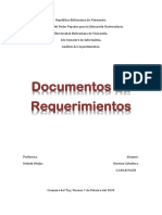 Analisis de Requerimientos