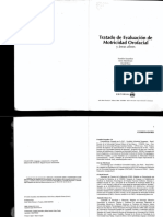 TRATADO DE EVALUACION DE MOTRICIDAD OROFACIA