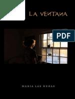 Tras la ventana- Maria Las Heras Serrano