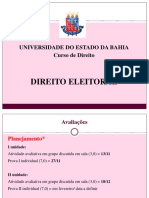 Aula 02 - Direito Eleitoral -2019.2