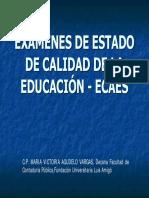 ECAES 1
