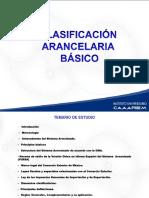 Clasificación Arancelaria Básica