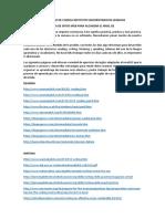 BIBLIOGRAFÍAS PRUEBA DE INGLÉS UNIVERSIDAD DE CUENCA