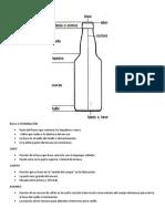 partes y procesos de moldeado