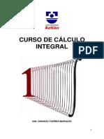 CURSO DE CÁLCULO INTEGRAL-3 UNIDADES