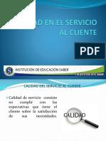 Calidad del Servicio Al cliente.pptx