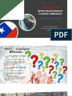 EL CHILE DE HOY. DESPERTAR SOCIAL DEL PRESENTE