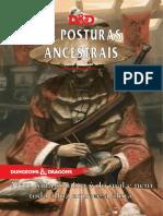 D&D 5E - Homebrew - Monge - As Posturas Ancestrais - Biblioteca do Duque.pdf