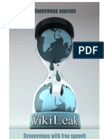 Wikileaks Cablegate Madrid
