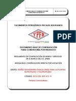 Documento Base de Contratacion - DBC