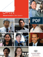 Brain Gain - Migrant Workers in NZ