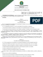 Decreto Nº 87.218