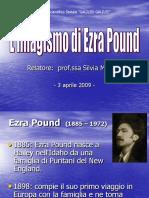 Imagismo di Ezra Pound (schema)