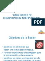 Habilidades para la comunicación seguido de grupos de apoyo.ppt