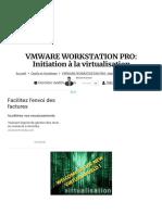 VMWARE WORKSTATION PRO_ Initiation à la virtualisation –