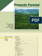 Plan de Manejo Forestal CARTON COLOMBIA